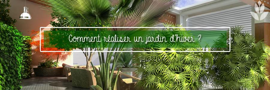 Le jardin d\'hiver dans une véranda - Conseil Jardin Willemse