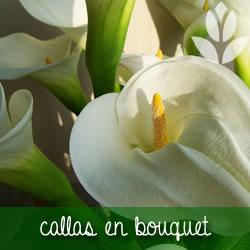 callas en bouquet