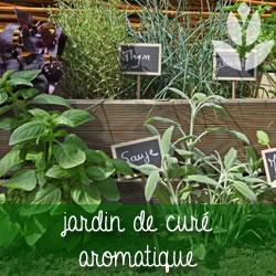 jardin de curé aromatique