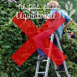 jardinier équilibriste