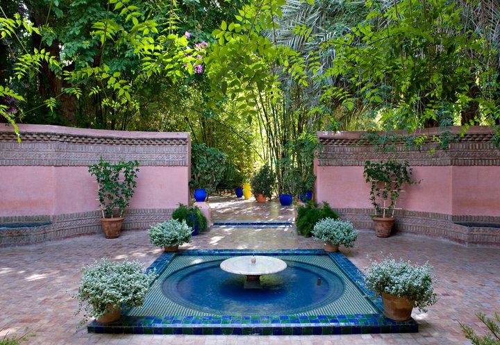 Le jardin majorelle un des plus beaux jardin au monde for Au jardin conseil