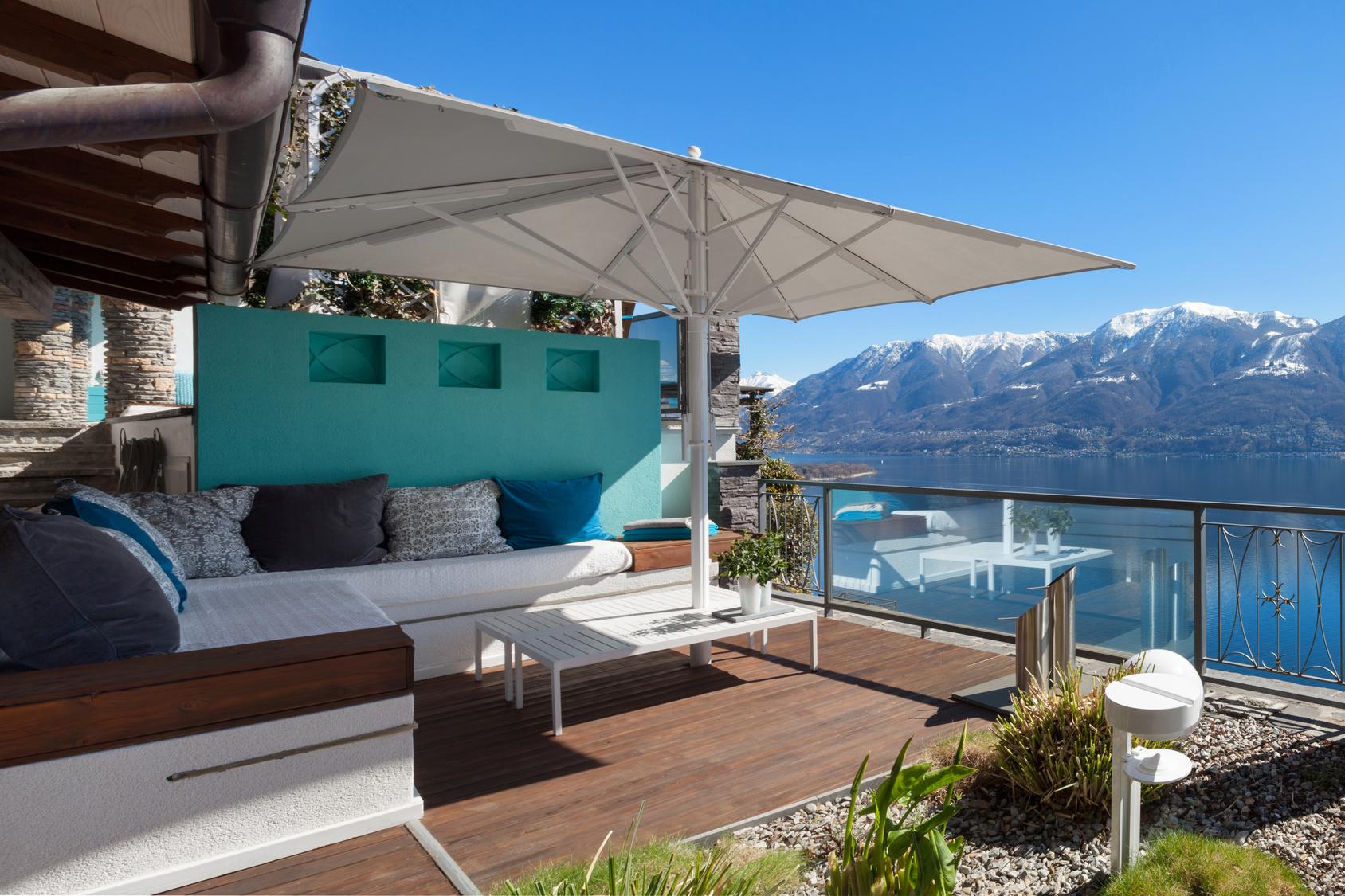 Des id es de mobilier de jardin pour votre terrasse les for Petit mobilier de jardin