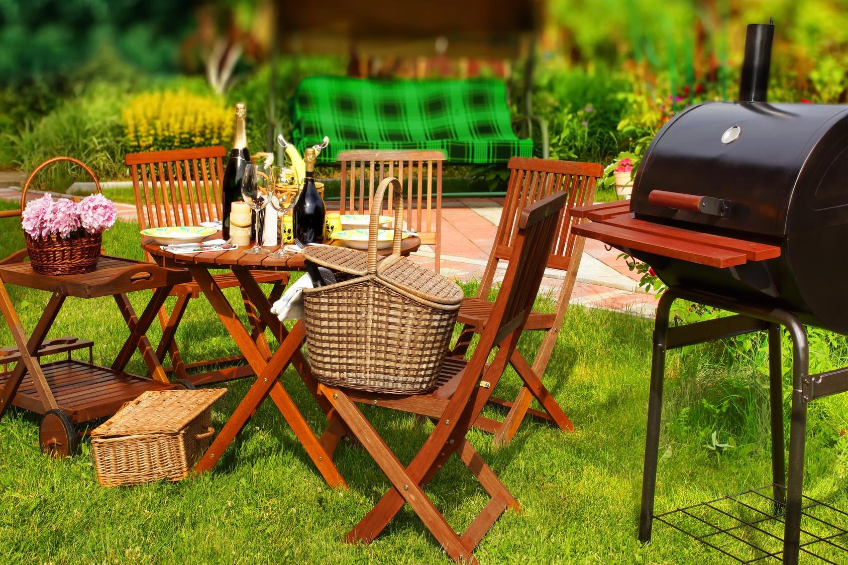 Des idées de mobilier de jardin pour votre terrasse - Les conseils ...