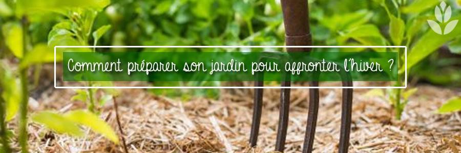 comment préparer son jardin pour l'hiver ?