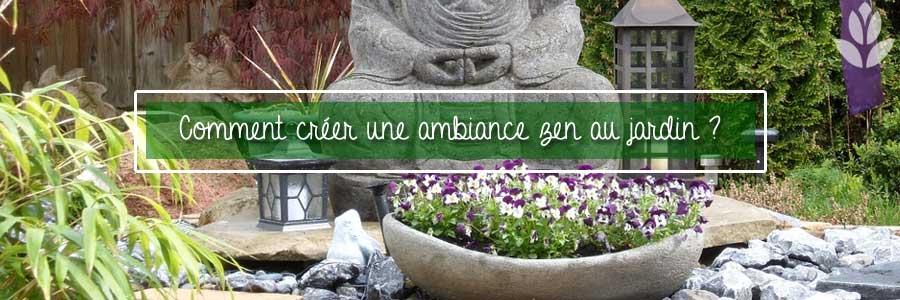 ambiance jardin zen