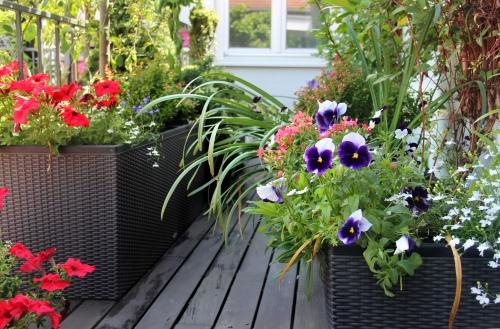Comment aménager une terrasse ou balcon en faire un espace ...