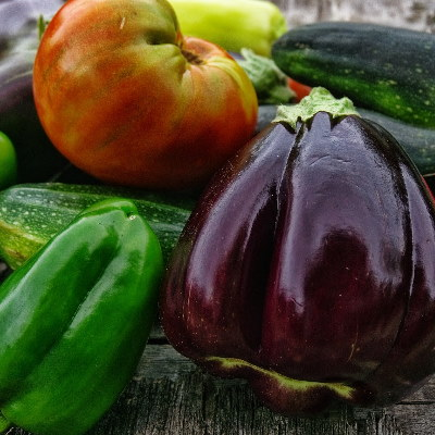 association de légumes