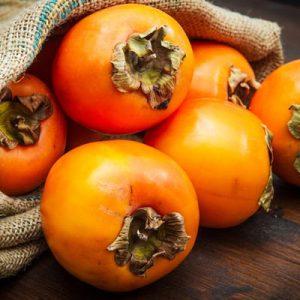 Kaki Fruits asiatiques